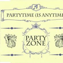 Partyzone - Partytime (Is Anytime) (1996) [FLAC] download