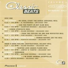 VA - CD Pool Classic Beats Volume 4 (2002) [FLAC] download
