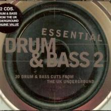 VA - Essential Drum & Bass 2 (1998) [FLAC] download