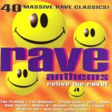 VA - Rave Anthems (1995) [FLAC]