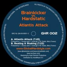 Brainkicker vs Hardstatic - Atlantis Attack (2006) [FLAC]