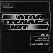 Atari Teenage Riot - Rage E.P.
