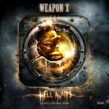 Weapon X - Hell Awaits (The Official Nightmare Anthem) (2011) [FLAC]