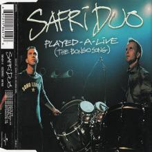 Safri Duo - Played-A-Live (The Bongo Song) (2001)