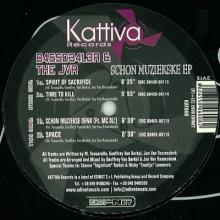 B4ssd34l3r & The JVR - Schon muziekske EP (2009) [FLAC]