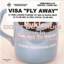 Visa - Fly Away (2004) [FLAC]