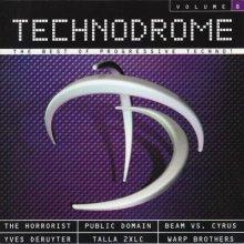 VA - Technodrome Volume 8 (2001) [FLAC]