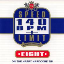 VA - Speed Limit 140 BPM Plus Eight: On The Happy Hardcore Tip (1996) [FLAC]