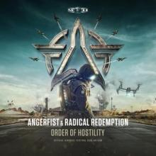 Angerfist & Radical Redemption - Order Of Hostility (Official Airforce Festival 2016 Anthem) [FLAC]