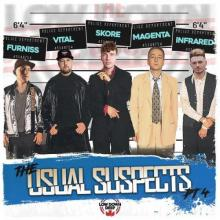 VA - The Usual Suspects Part 4 (2021) [FLAC]