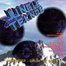 VA - Jungle Tekno 8 (Hardstep - Drum n Bass) (1995) [FLAC]