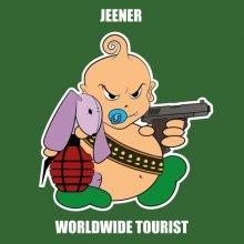 Jeener - Worldwide Tourist (2020) [FLAC]