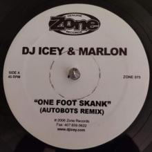 DJ Icey - One Foot Skank / Form & Function (2006) [FLAC]