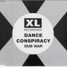 Dance Conspiracy - Dub War (1992) [FLAC]