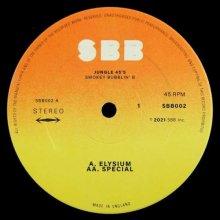 Smokey Bubblin B - Elysium / Special (2021) [FLAC]