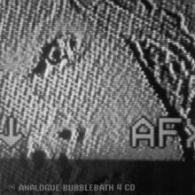 AFX - Analogue Bubblebath 4 (1994) [FLAC]