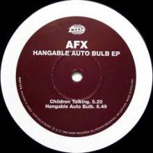 AFX - Hangable Auto Bulb EP (1995) [FLAC]