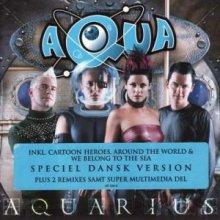 Aqua - Aquarius (2000) [FLAC]
