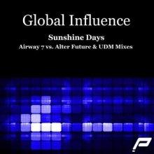Global Influence - Sunshine Days (2012) [FLAC]