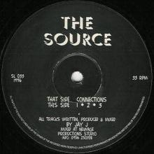 The Source - Connections / 1 * 2 * 3 (1996) [FLAC]