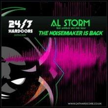 Al Storm & Anneke Van Der Valk - The Noisemaker Is Back (2020) [FLAC]