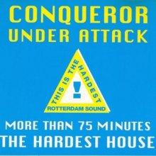 Conqueror - Under Attack (1993) [FLAC]
