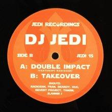 DJ Jedi -2016- Double Impact // Takeover (Jedi Recordings JEDI 15)