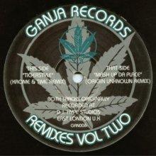 The Ganja Kru - Remixes Vol Two (1994) [FLAC]
