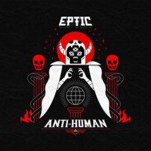 Eptic - Anti-human (2018) [FLAC]