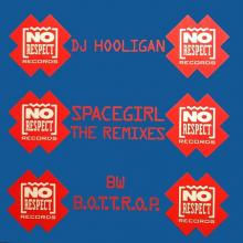 DJ Hooligan - Spacegirl (The Remixes) / B.O.T.T.R.O.P. (1992) [FLAC]