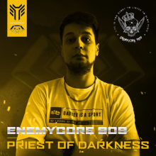 Enemycore 909 - Priest Of Darkness (2021) [FLAC]
