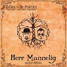 D-Frek & Dr. Peacock - Herr Mannelig (2020) [FLAC]
