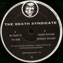 Death Syndicate - No Sound FX (1998) [FLAC]