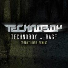Technoboy - Rage (Frontliner Remix) (2012) [WAV]