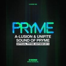 A-Lusion & Unifite - Sound Of Pryme (Official Pryme Anthem 2011) (2011) [WAV]