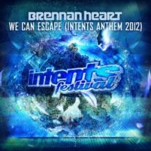 Brennan Heart - We Can Escape (Intents Anthem 2012) (2012) [WAV]