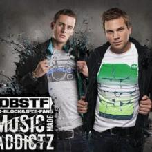 D-Block & S-te-Fan - Music Made Addictz (2009) [FLAC]