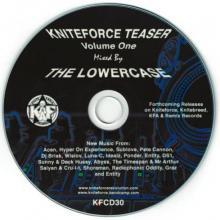 VA - Kniteforce Teaser Volume One Mixed By The Lowercase (2019) [FLAC]