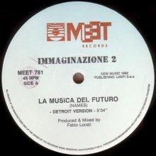 Immaginazione - La Musica Del Futuro (1992) [FLAC]