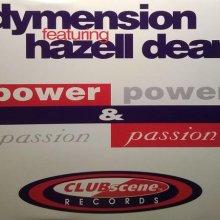 Dymension & Hazell Dean - Power & Passion (1994) [FLAC]