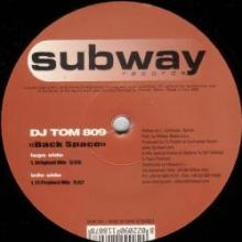 DJ Tom 809 - Back Space (2006) [FLAC]