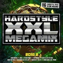 VA - Hardstyle XXL Megamix 2018.2 (2018) [FLAC]