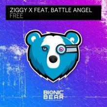 Ziggy X & Battle Angel - Free (Edit) (2021) [FLAC]