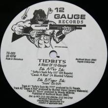 VA - Tidbits - A Blast Of 12 Gauge (1993) [FLAC]