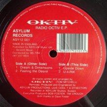 Oktiv - Radio Octiv EP (1993) [FLAC]