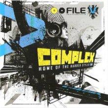 VA - Complex File V (2008) [FLAC]