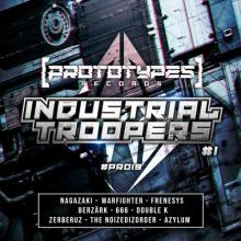VA - Industrial Troopers #1 (2020) [FLAC]