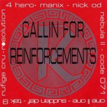 VA - Callin For Reinforcements (1992) [FLAC]