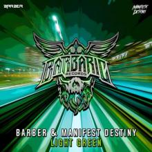 Barber & Manifest Destiny - Light Green (2020) [FLAC]