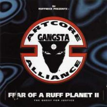 DJ Ruffneck Presentz - Fear Of A Ruff Planet II - The Quest For Justice (1998) [APE]